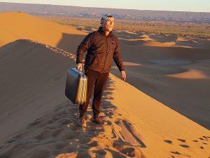trekking desert Sahara