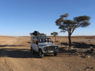 circuit 4x4 désert Chegaga