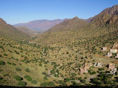excursion 4x4 Agadir Tafraoute