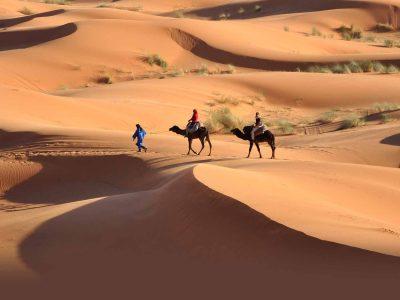 trekking desert Maroc