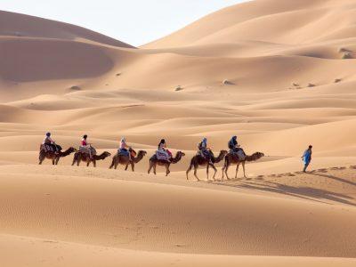 circuit 4x4 desert Maroc