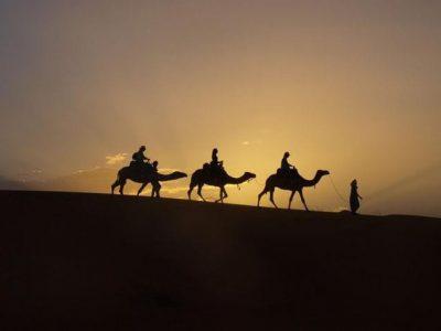 voyage désert Merzouga