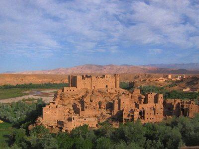 Excursion Ouarzazate vallée des roses