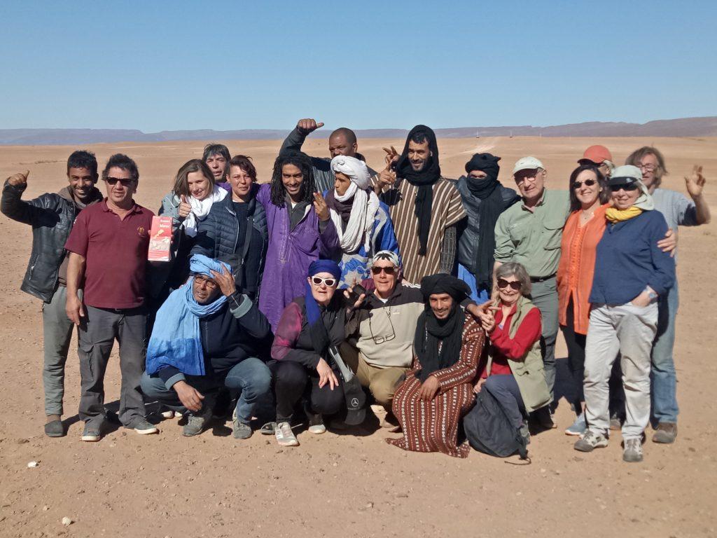 seour desert Maroc
